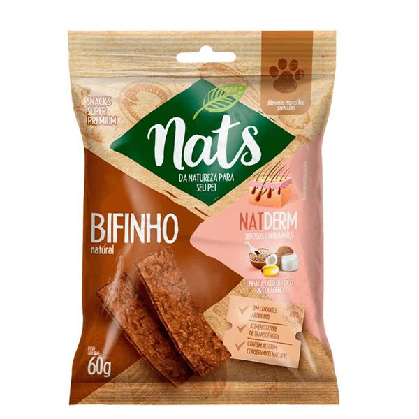 Bifinho Natural Nats NatDerm - 60g