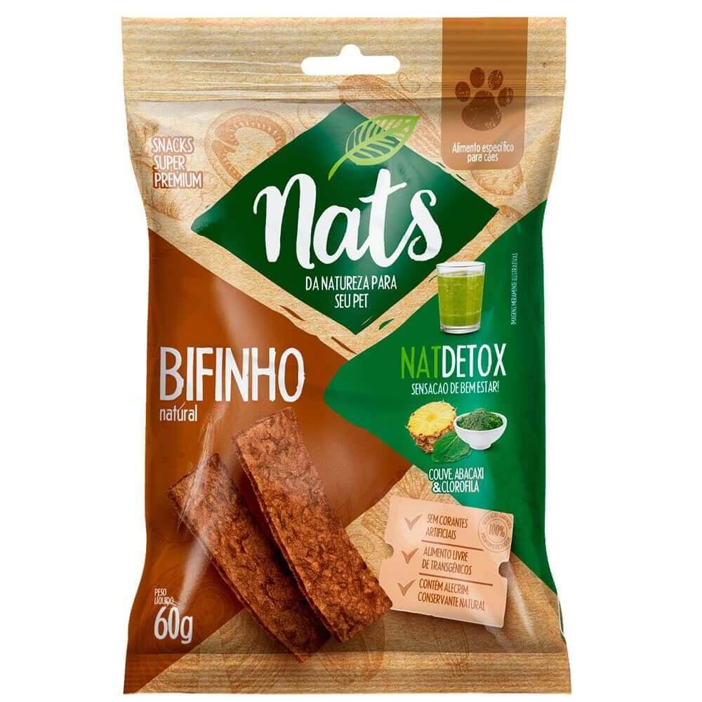 Bifinho Natural Nats NatDetox - 60g
