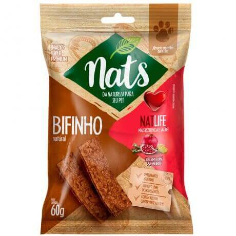 Bifinho Natural Nats NatLife - 60g