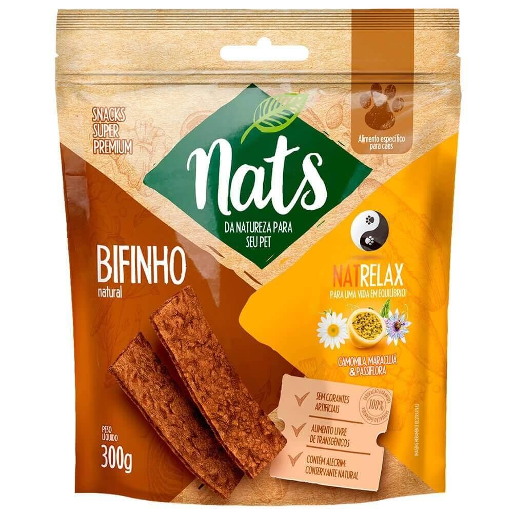 Bifinho Natural Nats NatRelax - 300 gramas