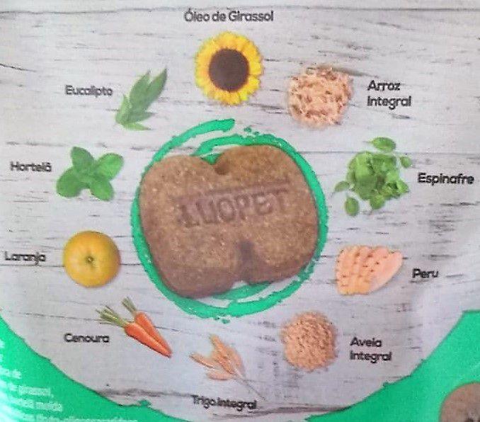 Biscoito Luopet Fresh - Menta e Eucalipto - 150 gramas
