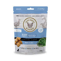 Biscoito Luopet Puppy - Peru e Alga - cães filhotes - 120 gramas