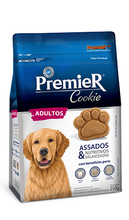 Biscoito Premier Cookie Cães Adultos - 250 g