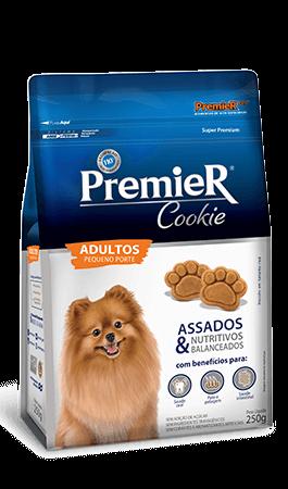 Biscoito Premier Cães Adultos Pequeno Porte - 250 g