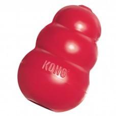 Brinquedo Kong Original Classic Vermelho - Grande - 13 a 30 Kg