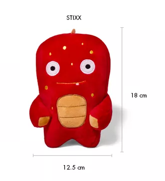Brinquedo para cães Alien Flex Stixx