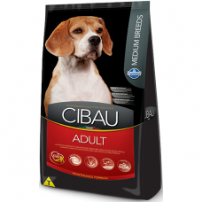 Cibau Adult Medium Breeds  (Raças Médias) 15kg