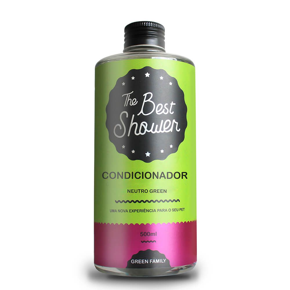 Condicionador The Best Shower - 500mL