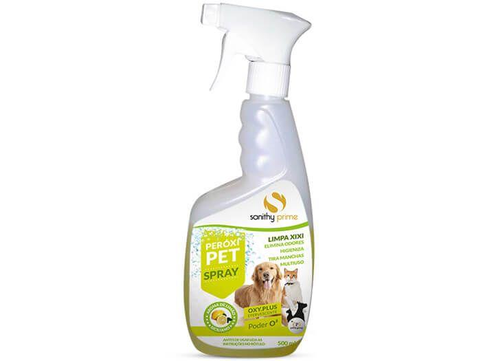 Eliminador de Odores Spray Sanithy Prime - 500ml