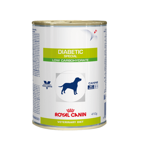 Lata Royal Canin Diabetic - 410g