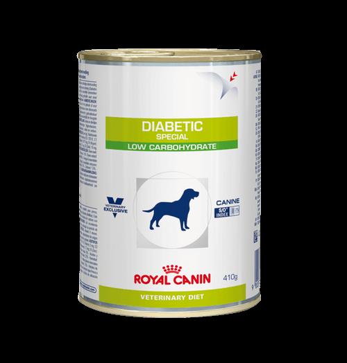 Lata Royal Canin Diabetic - 410g