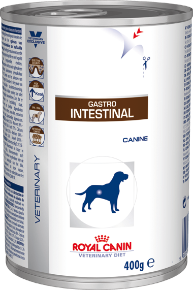 Royal Canin Gastro Intestinal Wet Canine - Alimento úmido - lata 400 gr