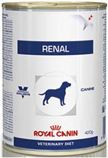 Royal Canin Renal - Alimento Úmido - Lata 410 gramas