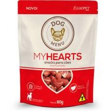 Petisco Dog Menu MyHearts 60g