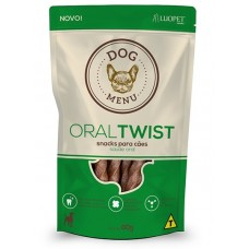 Petisco Dog Menu OralTwist 60g