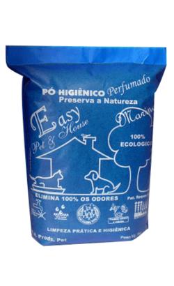 Pó Higiênico Perfumado Easy Pet & house - Marine - 1 kg