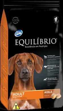 Ração Equilíbrio Raças Grandes e Gigantes -  Cães Adultos 15kg
