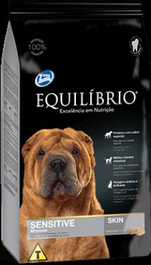 Ração Equilíbrio Sensitive Cães Adultos - 15 kg