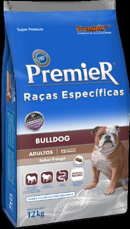 Ração Premier Bulldog Cães Adultos - 12 kg