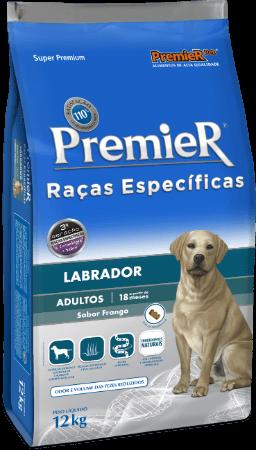 Ração Premier Labrador Cães Adultos - 12 kg