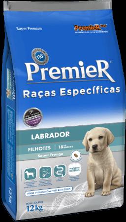 Ração Premier Labrador Cães Filhotes 12 kg