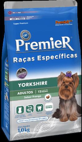 Ração Premier Yorkshire Cães Adultos