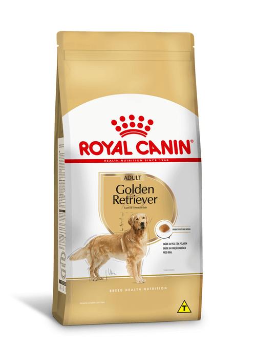 Ração Royal Canin Golden Retriever Adult 12kg
