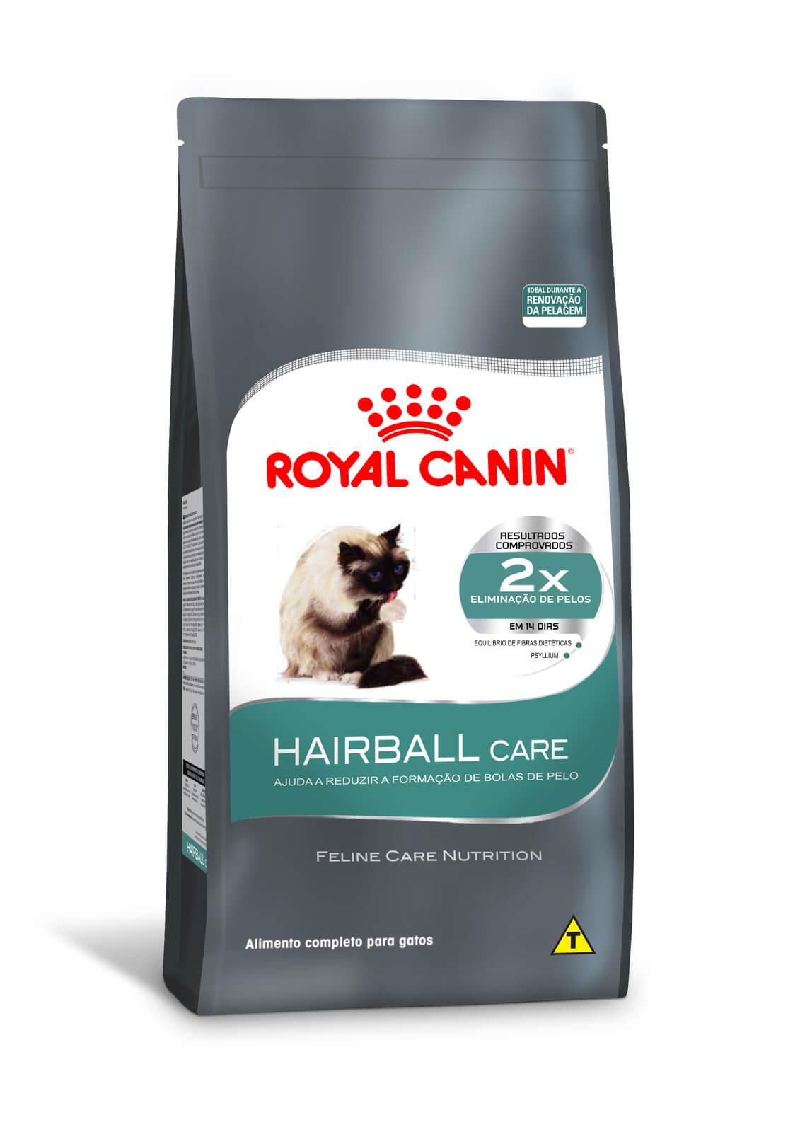 Ração Royal Canin HairBall Care - Gatos Adultos - 1,5 kg