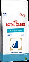 Ração Royal Canin Hypoallergenic Feline S/O 1,5kg