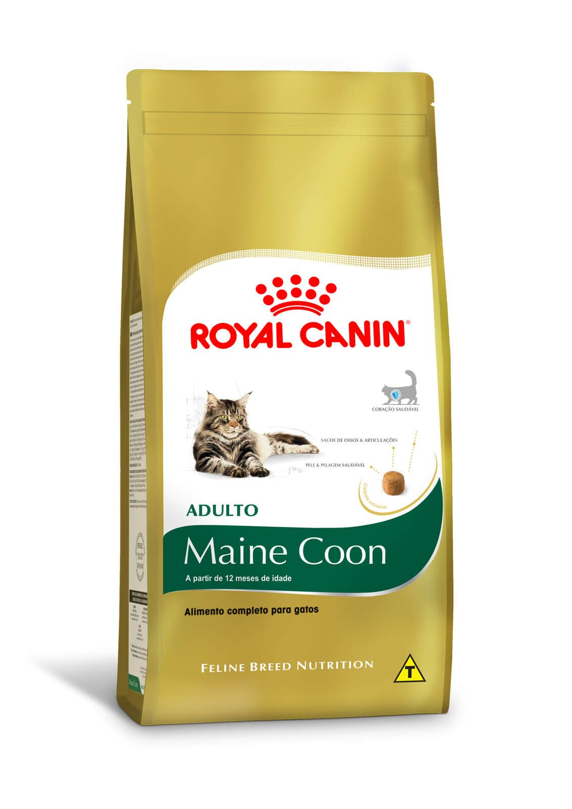 Ração Royal Canin Maine Coon Adulto - 4 kg
