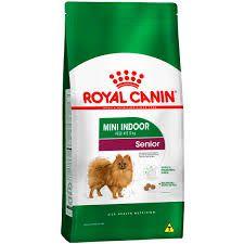Ração Royal Canin Mini Indoor Senior