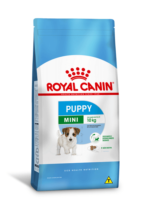 Ração Royal Canin Mini Puppy