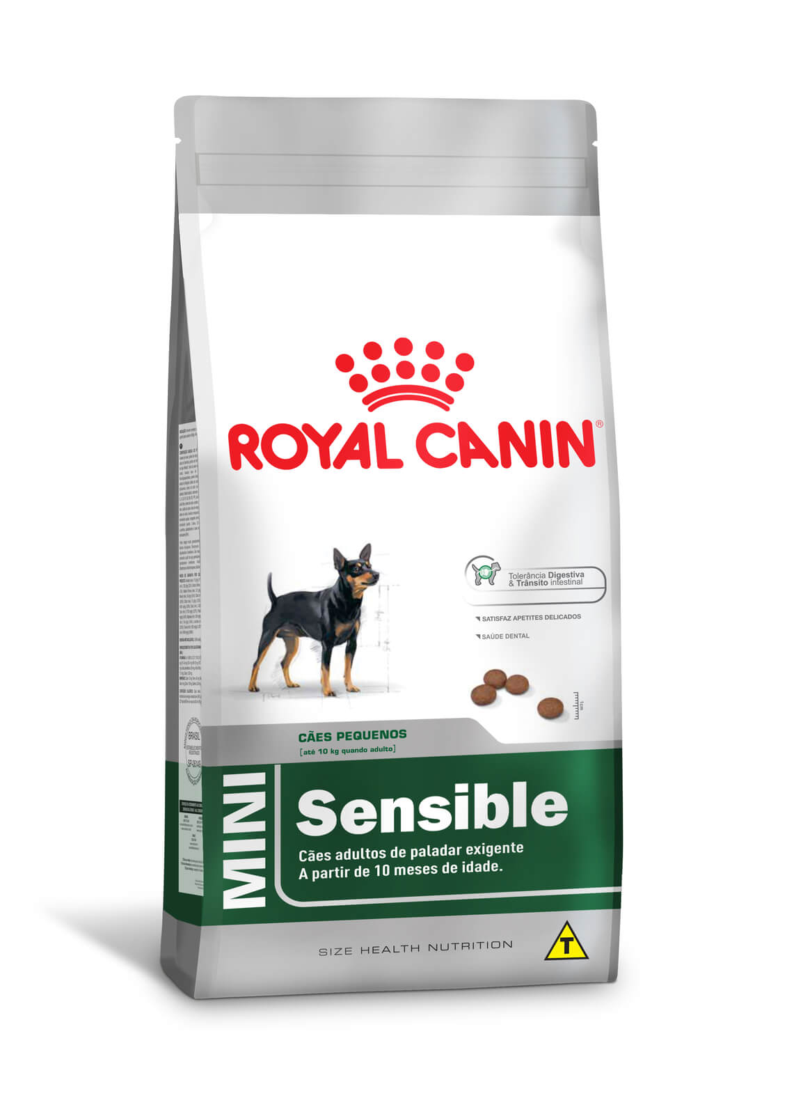 Ração Royal Canin Mini Sensible