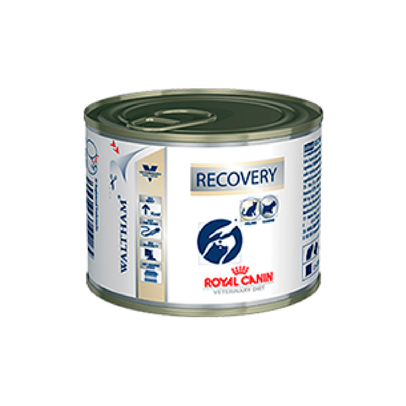 Lata Royal Canin Recovery - 195 g