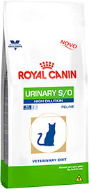Ração Royal Canin Urinary Feline  S/O High Dilution