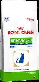 Ração Royal Canin Urinary Feline S/O High Dilution