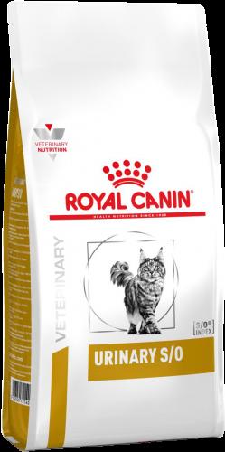 Ração Royal Canin Urinary Feline S/O - Trato Urinário Gatos