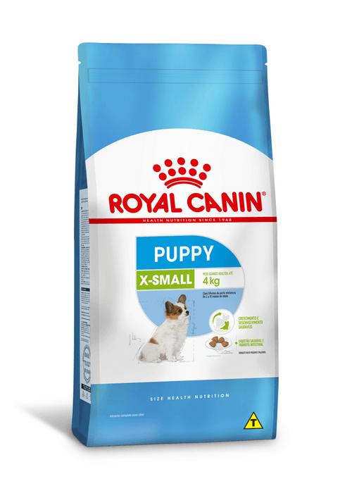 Ração Royal Canin X-Small Puppy  - 2,5kg