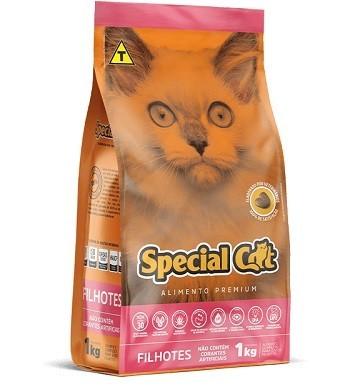 Ração Special Cat Filhotes - 10,1 kg
