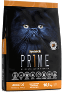 Ração Special Cat Prime Adultos Frango e Arroz - 10,1 kg
