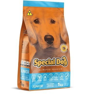Ração Special Dog Carne Júnior - 15 kg