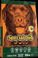 Ração Special Dog Gold Adultos