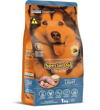 Ração Special Dog Light - 15 kg