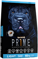Ração Special Dog Prime Light - 15 kg