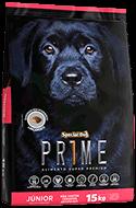 Ração Special Dog Prime Raças Grandes Júnior - 15 kg