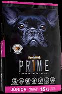 Ração Special Dog Prime Raças Pequenas Júnior - 15 kg