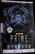 Ração Special Dog Prime Raças Pequenas Light - 15 kg
