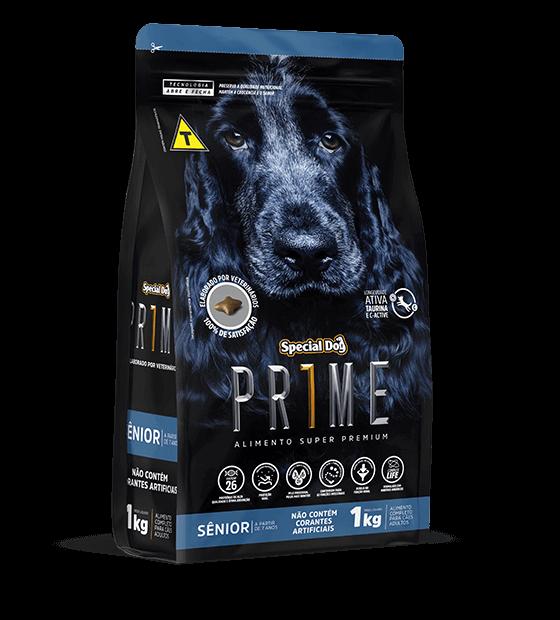 Ração Special Dog Prime Sênior - 15 kg