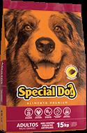Ração Special Dog Raças Grandes Adulto - 15 kg