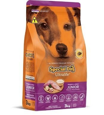 Ração Special Dog Raças Pequenas Junior - 15 kg